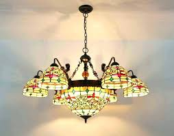 full size of inverted tiffany pendant lighting bowl fixtures style ceiling lights vintage stained glass 8