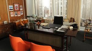 dons office art roger sterling office
