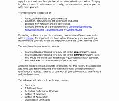 Targeted Resume Cover Letter Funny Resume Cover Letter New Funny Job Resumes Best Funny Cover 44