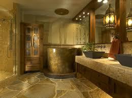 Japanese Bathroom Design Bathroom Brown Wood Vanity Stainless Wall Shower Japanese