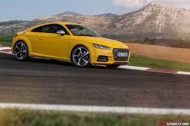 2015 Audi TT & Audi TTS Review - GTspirit