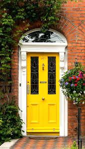 blue front door brick house you guessed it the perfect can make or break your home