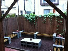 diy cinder block bench home design garden architecture blog