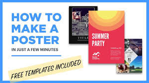 Free Poster Maker Design Posters Online 18 Free Templates