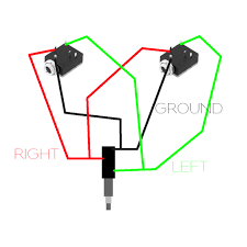 3 5 mm headphones diagram female wiring diagram list