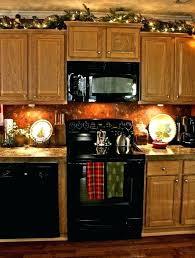 recessed kitchen cabinet above kitchen cabinets ideas red refrigerator dark cabinet ideas chimney recessed lights built