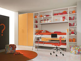 Kids Bedroom Shelving Bunk Beds Murphy Beds Pinterest White Wooden Bunk Beds
