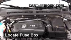 interior fuse box location volkswagen jetta  blown fuse check 2011 2016 volkswagen jetta