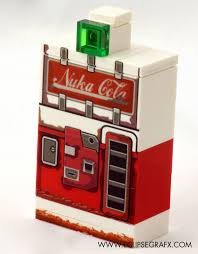 Nuka Cola Vending Machine Fascinating Vintage Soda Vending Machine EclipseGrafx