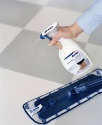 Bona Tile And Laminate Floor Cleaner, Spray 1L