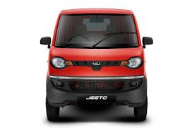 new car launches by mahindraMahindra launches small commercial vehicle Jeeto at Rs 232 lakh