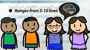 poem exles and format video lesson transcript study