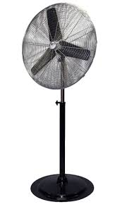 maxxair brand products 30 inch heavy duty oscillating pedestal fan