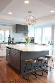Gray Kitchen Gray Kitchen Island Best Kitchen Island 2017