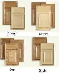 kitchen cabinet wood