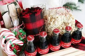 coca cola gift basket idea free printable s