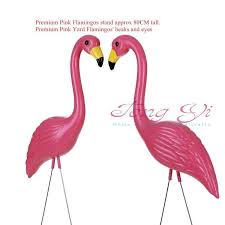 garden flamingos. 12 Pink Plastic Flamingos Garden Accessories Crafts Landscape Home Decor Yard And Lawn Ornament Wedding Jardin Decoration