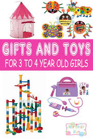 Best Gifts For 3 Year Old Girls. Lots of Ideas for 3rd Birthday, Christmas and to 4 Olds Girls in 2017 | gift ideas Pinterest