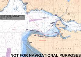 Burrard Inlet Depth Chart Chart Jericho Sailing Centre