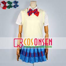 <b>Love Live</b>! <b>Honoka Kotori</b> Umi Maki Rin Hanayo Nozomi Eli Uniform ...