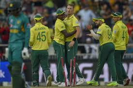 South Africa vs Pakistan 3rd T20I ...
