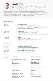 Director/Promoter Resume samples