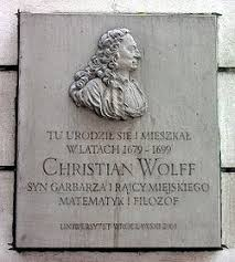 Christian Wolff Quotes Best Of Christian Wolff Philosopher Wikipedia