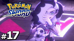 Pokemon Sword Part 17 DARK TYPE GYM LEADER PIERS! Gameplay Walkthrough Pokemon  Sword & Shield - YouTube