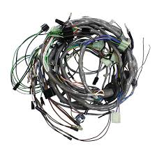 harnesses wiring components seven mini parts wiring harness 1972 75 pickup van