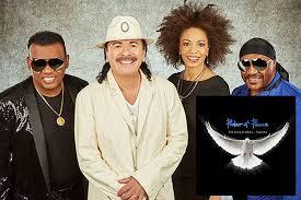 <b>Santana</b> and <b>Isley Brothers</b> Announce New Album, 'Power of Peace'