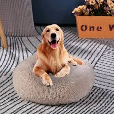 11 colors soft dog bed washable long