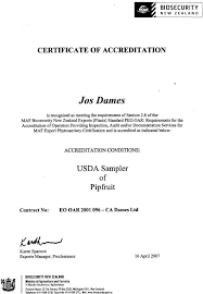 Export Contract Sample Best Dames JUSA Sampler