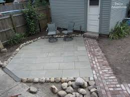 new flagstone patio