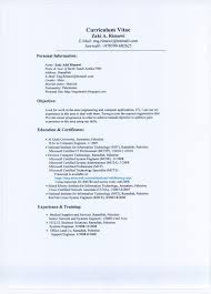 How To Write A Cv Cv Example How To Write Hobbies In Resume Resume