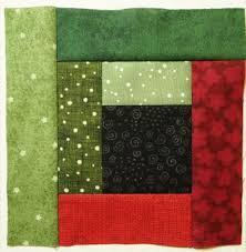How To Make The Basic Log Cabin Quilt Block | Quilts By Jen & Add piece D to the side Adamdwight.com