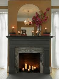 mantel decoration for fireplace home design ideas charming and modern chandleholders interior decoration in home