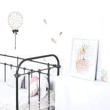 girls room wall decor flamingo poster from girl diy teenage