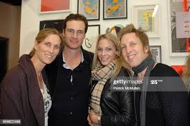 Hillary Lambert, Randall Batinkoff, Elizabeth Sosy and David... News Photo  - Getty Images