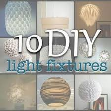 ... Awesome Combine Diy Lighting Fixtures Amazing Great Simple Sample  Example Antique Chandelier Blue Round ...