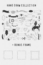 かわいい系手書きイラストベクター本命60個収録の無料デザインキット