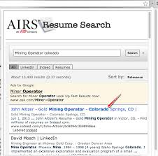 Resume Search Free New Updating Google Chrome Extensions Get AIRS Free Resume Search