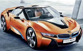 BMW I8 Spyder  Sunday Times Driving