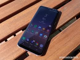 samsung galaxy s8 and s8 review such great heights android central part of that willingness to accept is thanks to samsung s beautiful simple infinity live which assign gently shifting scenes of the cosmos to