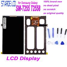 Starde LCD Dành Cho Samsung Galaxy Samsung Galaxy Tab Q T255 SM T255 T2558  SM T2558 Màn Hình LCD Hiển Thị Màn Hình Máy Tính Bảng Thay Thế Với Công Cụ  Miễn