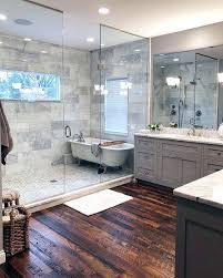 classic white bathroom ideas. Master Bathroom Ideas Awesome With Hardwood Flooring White Design . Classic D