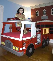 Fire Truck Bedroom Ideas 2