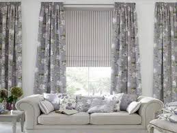 grey fl curtains for living room