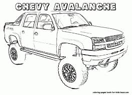 coloring pages chevy trucks best of pickup truck unusual old kids 1366