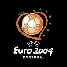UEFA Euro 2004 Portugal Vector Logo - Download Free SVG Icon