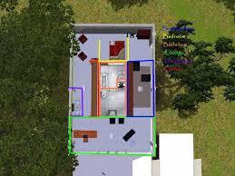 mod the sims farnsworth house farnsworth house floor plan elegant as interior flooran illinois dimensions